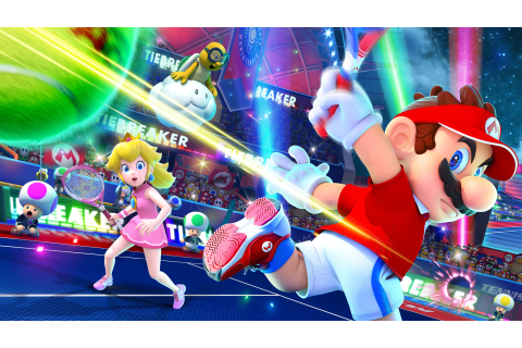 Mario Tennis Aces 5K Wallpapers | HD Wallpapers | ID #24797