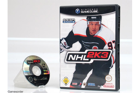 NHL 2k3 OVP +Gamecube Gc+ | eBay