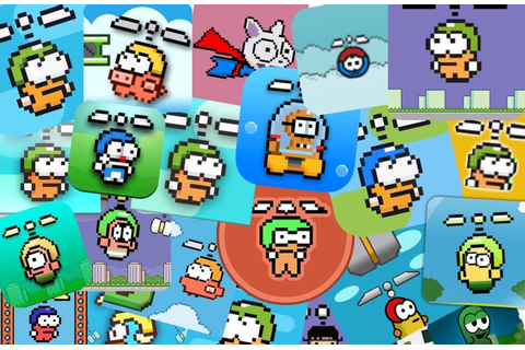 Cult of Android - Hundreds of Swing Copters clones are ...