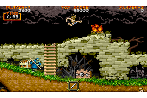 Ghouls'n Ghosts (USA) ROM