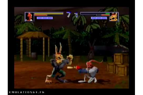 Clay Fighter 63 1-3 (Nintendo 64) - YouTube