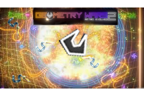 Geometry Wars: Retro Evolved 2- All Game Modes - YouTube