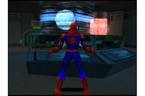 Spider-Man 2 : La Revanche d'Electro PS1 (Game Movie ...