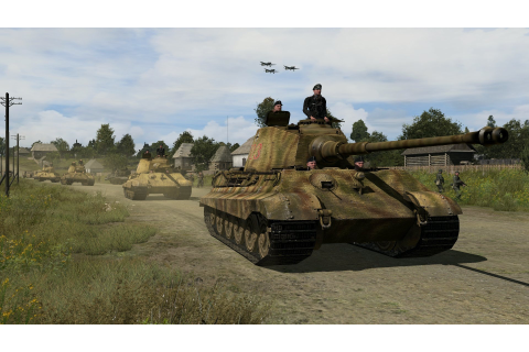 Iron Front Liberation 1944 Vehicles And Soldier Screenshots