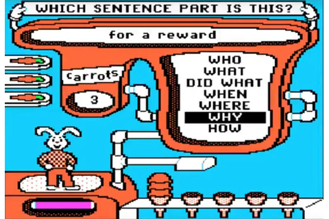Writer Rabbit - Old Games Download