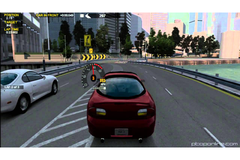 Project Gotham Racing 2 720p Hex Edit Mod - YouTube