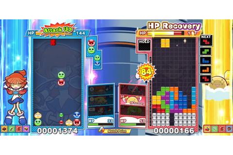 Puyo Puyo Tetris 2 is Adding Skill Battle Mode | Game Rant