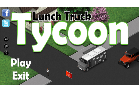 Download Lunch Truck Tycoon Full PC Game
