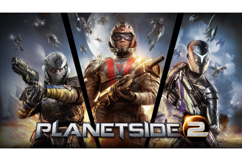 PlanetSide 2 Wallpapers | HD Wallpapers | ID #12028