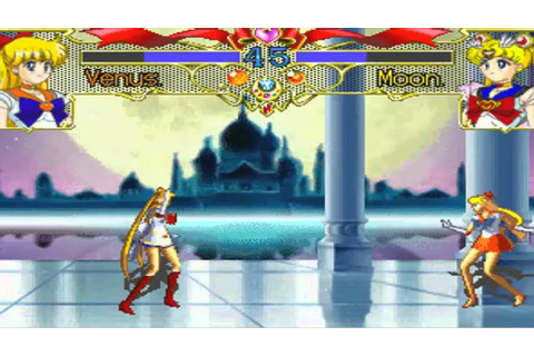 All Sailor Moon Games Part 2 [Anime Games Collection ...