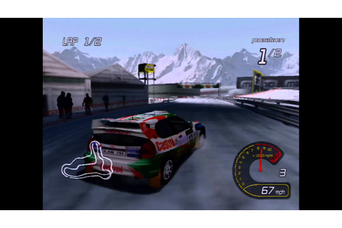 Pro Rally 2002 (PS2) - YouTube