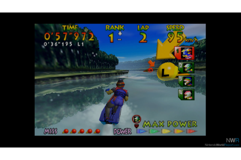 Wave Race 64 - Game - Nintendo World Report