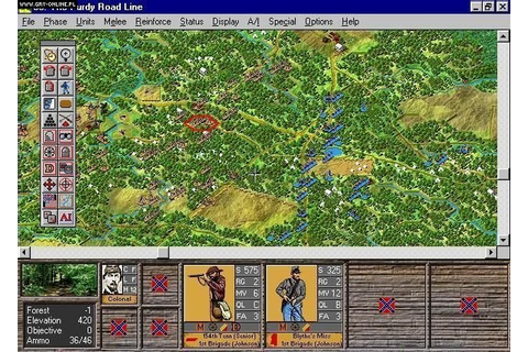 Battleground 4: Shiloh - screenshots gallery - screenshot ...