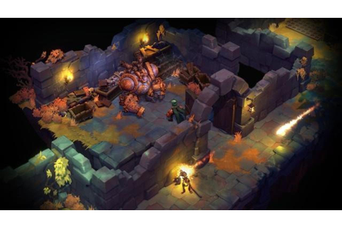 Battle Chasers: Nightwar Switch Gameplay Showcase - IGN ...