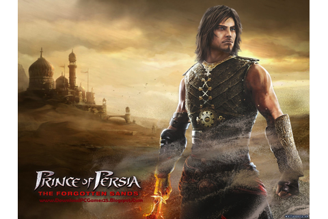 telecharger pop 5 Prince of Persia The Forgotten Sands ...