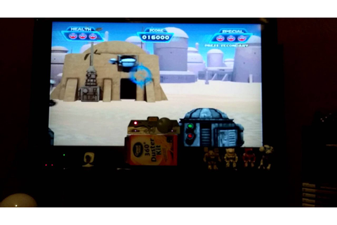 Star Wars Blaster Strike Game - YouTube