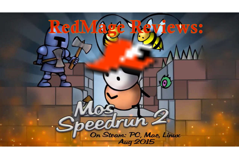 RedMage Reviews: Mos Speedrun 2 - YouTube