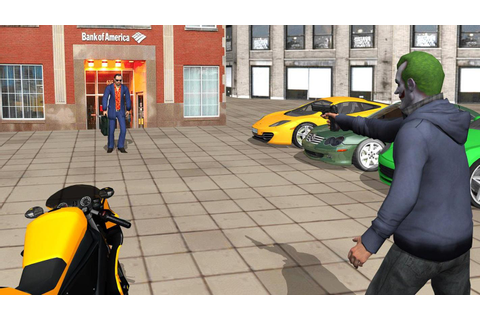 Grand City Crime Gangster game APK Download - Free Action ...
