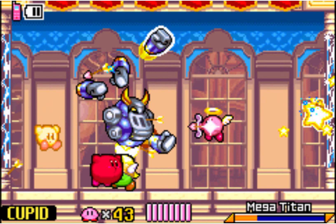 Kirby and the Amazing Mirror Review – Wizard Dojo