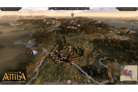 Total War: ATTILA [Steam CD Key] für PC, Mac und Linux ...