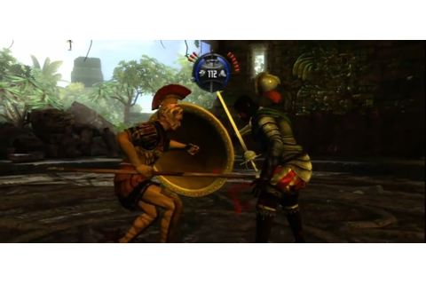 XBLA Review: Deadliest Warrior: Legends | RotoRob GAMING
