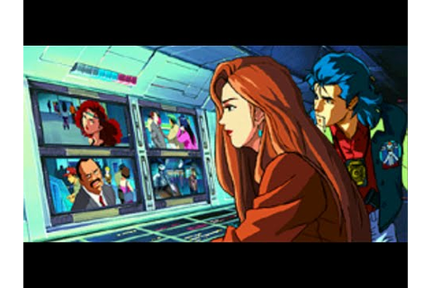 Policenauts (PS1) Playthrough - NintendoComplete - YouTube