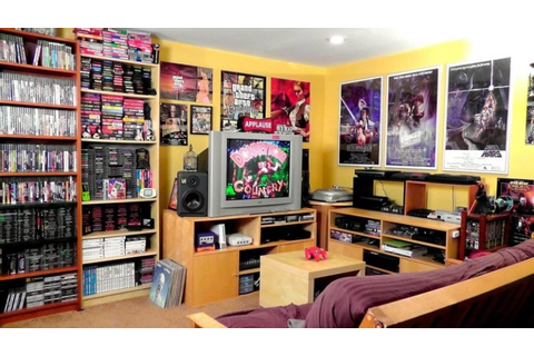 17 Most Popular Video Game Room Ideas [Feel the Awesome ...