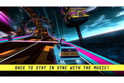 'Riff Racer' Lets You Drive and Do Stunts to Your iTunes ...