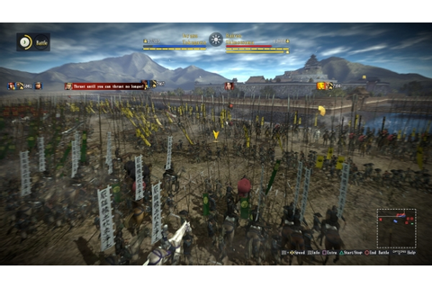 Nobunaga's Ambition: Sphere of Influence details battles ...