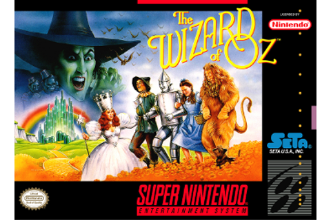 The Wizard of Oz (1993 video game) - Wikipedia
