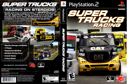 PS2 – Super Trucks Racing « Visitem www.coversblog.com.br