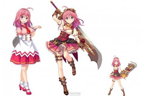 [Qoo News] Mobile otaku girl RPG Pastel Memories is ready ...