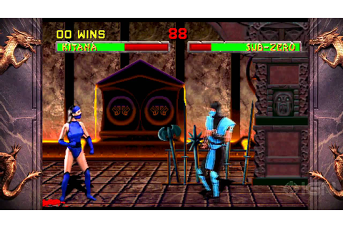 IGN Reviews - Mortal Kombat Arcade Kollection: Game Review ...