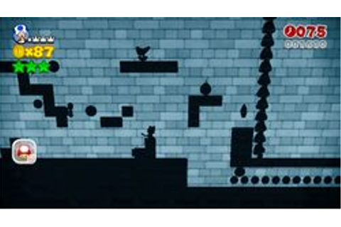 Trouble in Shadow-Play Alley - Super Mario Wiki, the Mario ...