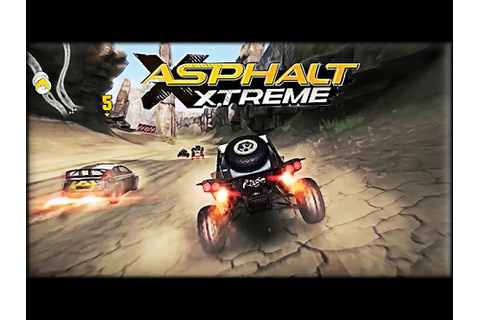 Asphalt Xtreme - Offroad Racing Game - YouTube