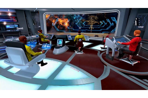 First Star Trek Virtual Reality Game to Launch This Fall ...