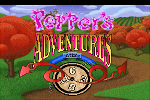 Download Pepper's Adventures in Time - My Abandonware
