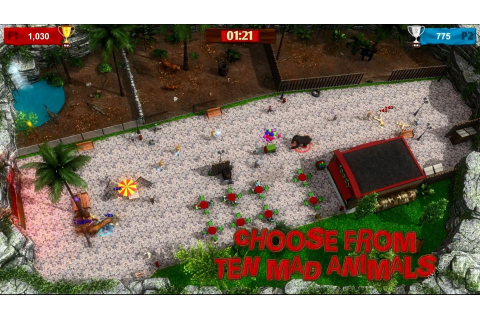 Zoo Rampage - Download Free Full Games | Arcade & Action games