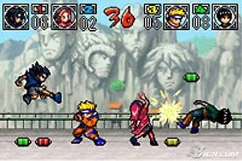 Naruto: Ninja Council 2 Screenshots, Pictures, Wallpapers ...