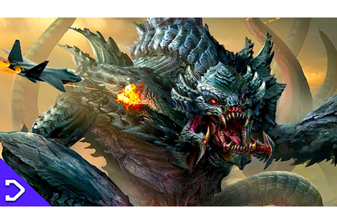 NEW Monster Names REVEALED! - Godzilla: King Of The ...