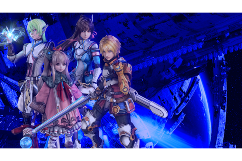 Star Ocean The Last Hope Remaster Announced for Ps4 & PC ...