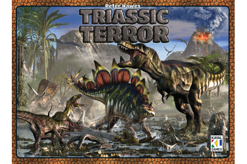 Triassic Terror Review - Board Gamers Anonymous