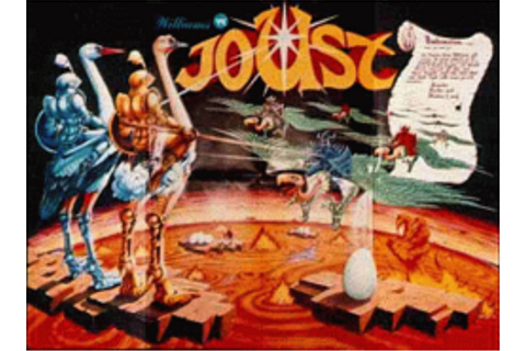 Joust — StrategyWiki, the video game walkthrough and ...