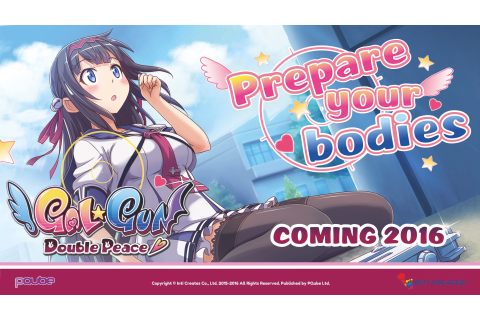 Gal*Gun: Double Peace Heading West For PS4 and Vita This ...