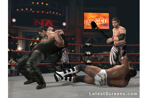 All TNA iMPACT! Screenshots for PlayStation 3, Xbox 360 ...