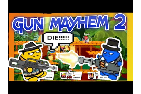 Gun Mayhem 2 Full Gameplay Walkthrough - YouTube