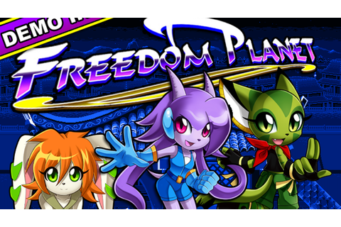 Freedom Planet - High Speed Platform Game by GalaxyTrail ...
