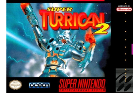 Super Turrican 2 [USA] - Super Nintendo (SNES) rom ...