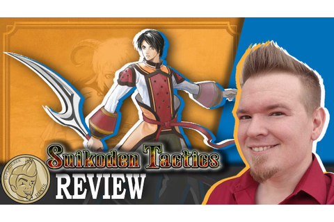 Suikoden Tactics Review! (PS2) The Game Collection! - YouTube