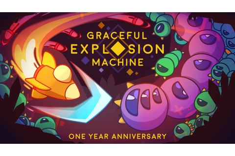 Graceful Explosion Machine Developers Reminisce About The ...